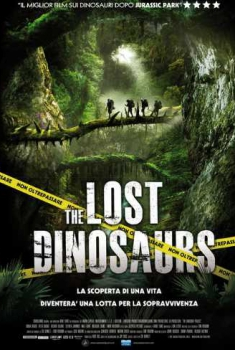 The Lost Dinosaurs (2013)