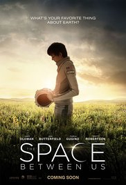 The Space Between Us (2016)