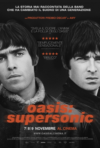 Oasis: Supersonic (2016)