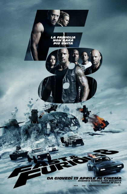 Fast and Furious 8 (2017)